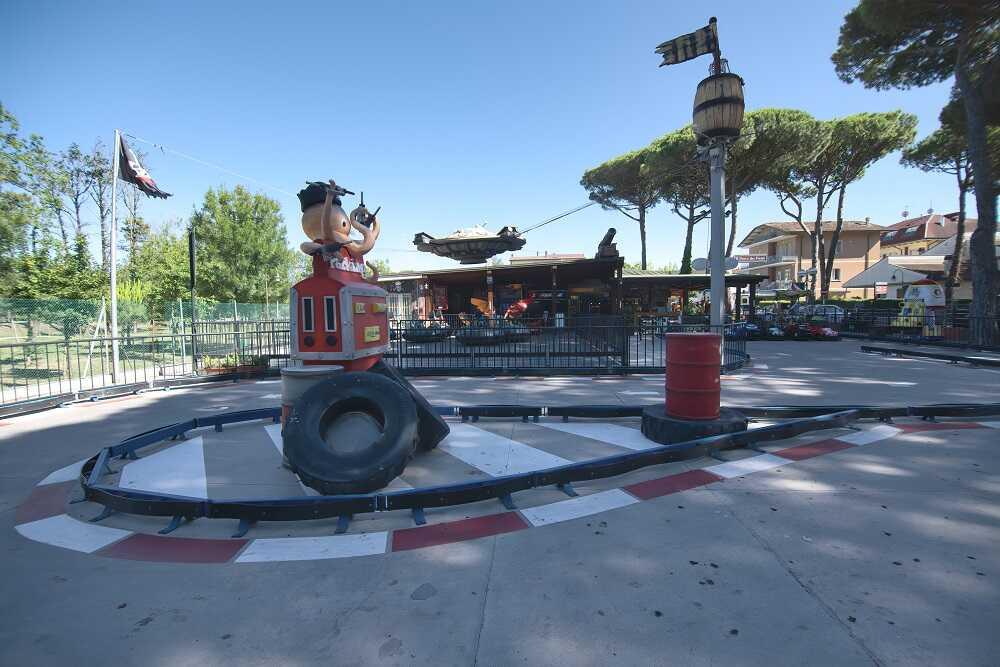Parco dei Pirati di Pinarella di Cervia